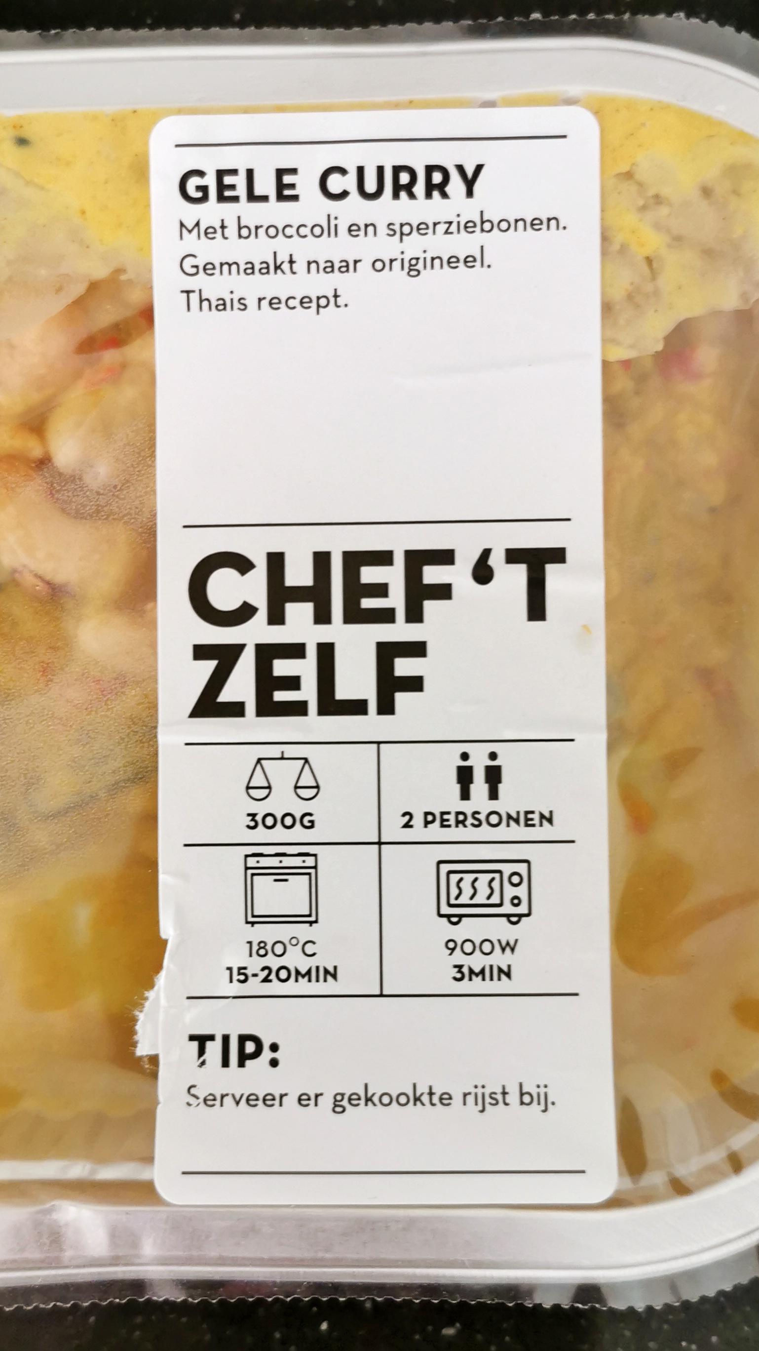 4144: CHEF 'T ZELF